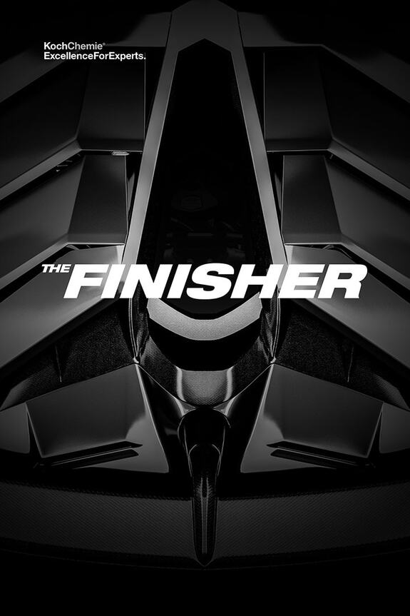 The Finisher ad campaign